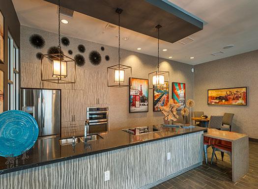 Bell South Lamar Resident Lounge